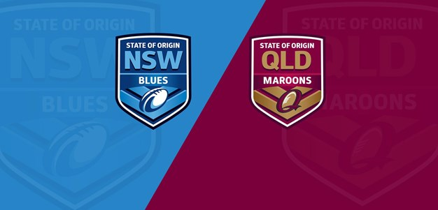 2017 Match Replay: State of Origin, Game II