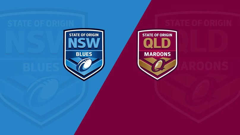 Full Match Replay: Blues v Maroons - Game 2, 2017
