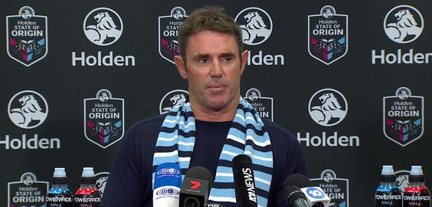 Fittler speaks after Blues drop Game One