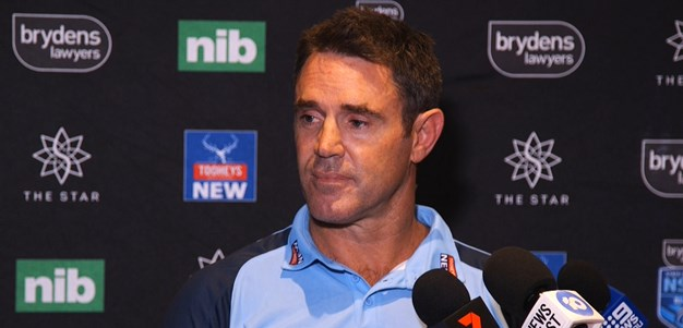 Fittler makes seven changes to Blues side for Origin Two