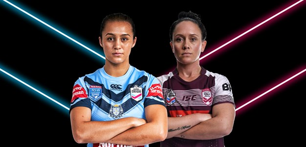 NRL.com preview Women's State of Origin game