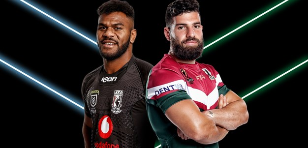 NRL.com preview Lebanon's clash with Fiji