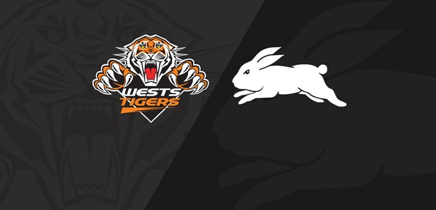 2019 Match Replay: Rd.15, Wests Tigers vs. Rabbitohs