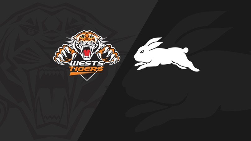 Full Match Replay: Wests Tigers v Rabbitohs - Round 15, 2019