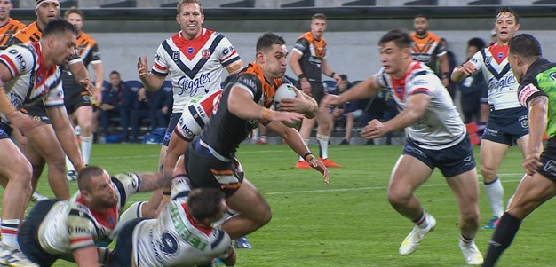 Matterson bumps off several Roosters to score