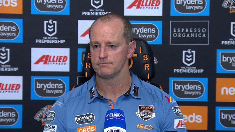 Wests Tigers: Round 16