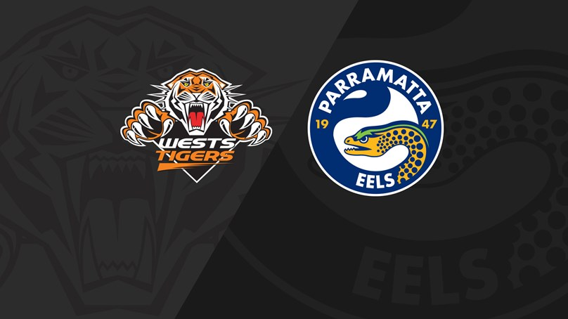 2019 Match Replay: Rd.17, Wests Tigers vs. Eels