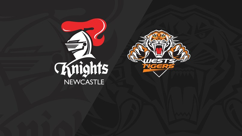 2019 Match Replay: Rd.19, Knights vs. Wests Tigers