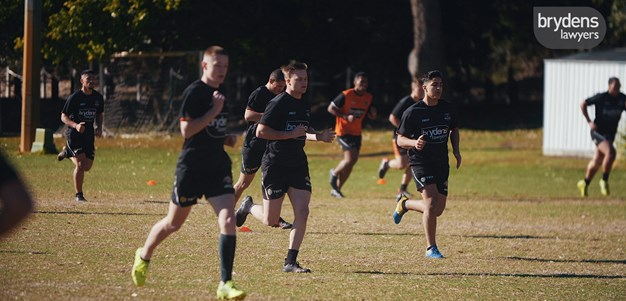 Inside the 2019 Brydens Lawyers Wests Tigers Academy