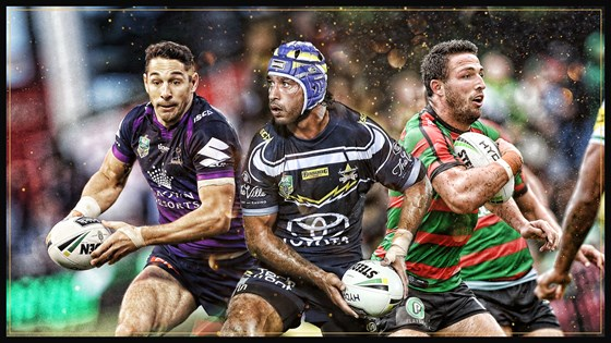 NRL unveil the Team of the Decade