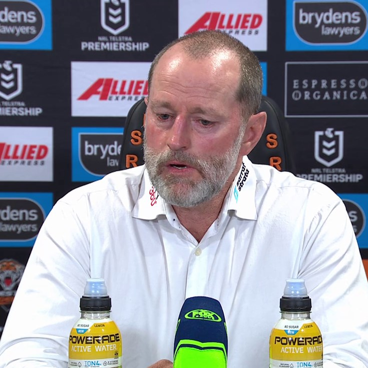 Press Conference: NRL Round 23