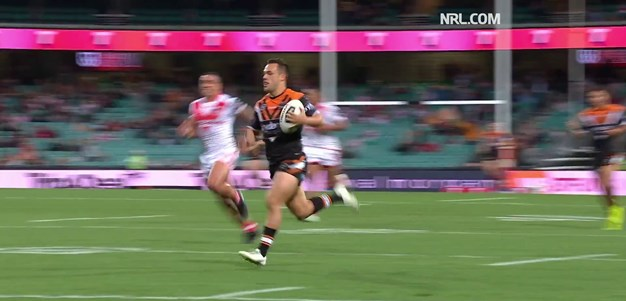 Brooks bags another SCG try against Dragons