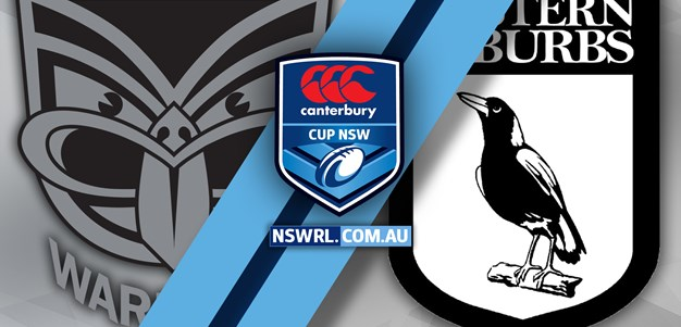 2019 Match Highlights: Canterbury Cup Round 24