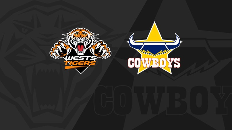 Full Match Replay: Wests Tigers v Cowboys - Grand Final, 2005