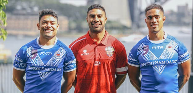 Wests Tigers trio on World Cup 9's