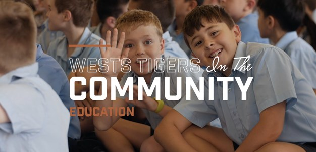 Wests Tigers Community Programs: Education
