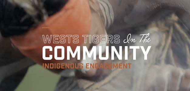 Wests Tigers Community Programs: Indigenous Engagement