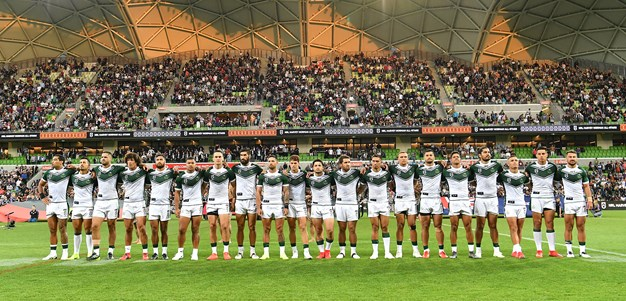 Maori players support no anthem at 2020 All Stars match