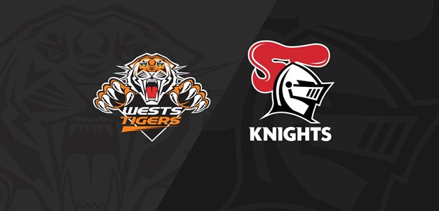 2020 Match Replay: Rd.2, Wests Tigers vs. Knights