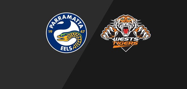 2014 Match Replay: Rd.7, Eels vs. Wests Tigers