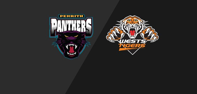 2004 Match Replay: Rd.8, Panthers vs. Wests Tigers