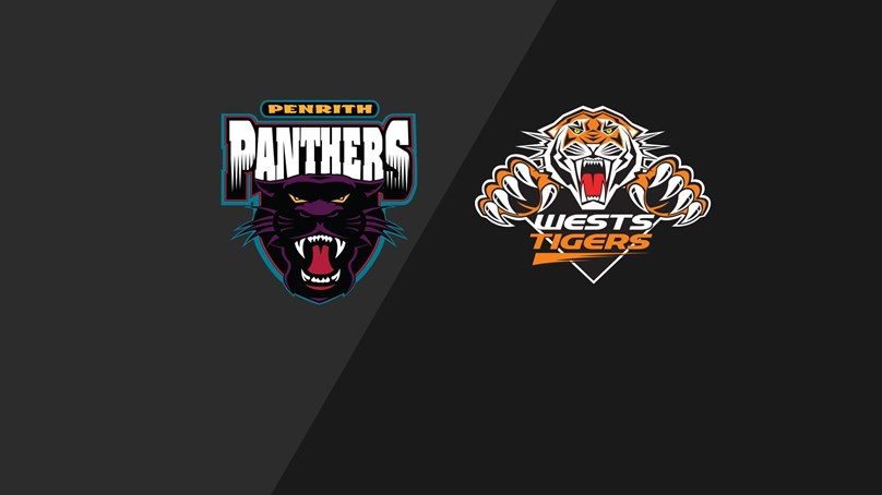 Panthers v Wests Tigers - Round 8, 2004