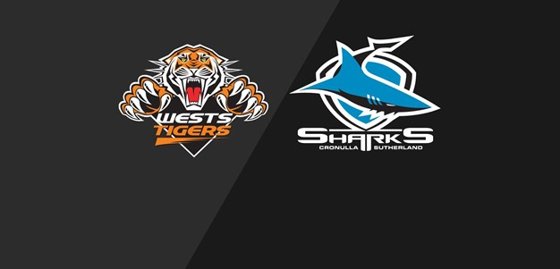 2012 Match Replay: Rd.1, Wests Tigers vs. Sharks