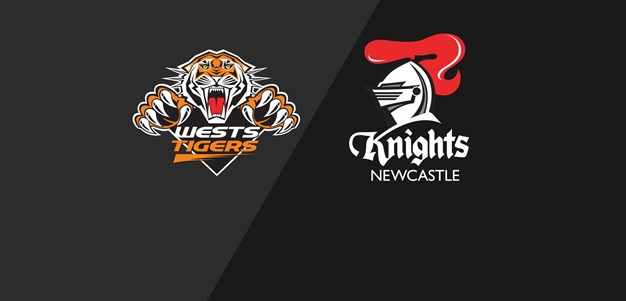 2011 Match Replay: Rd.13, Wests Tigers vs. Knights