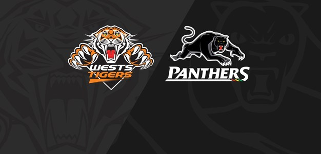2020 Match Replay: Rd.8, Wests Tigers vs. Panthers
