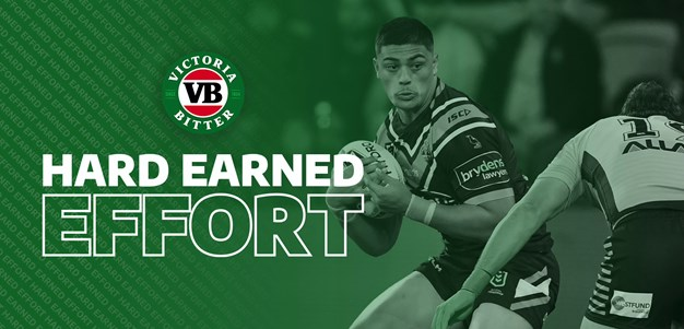 VB Hard Earned Effort of the Week: Round 8