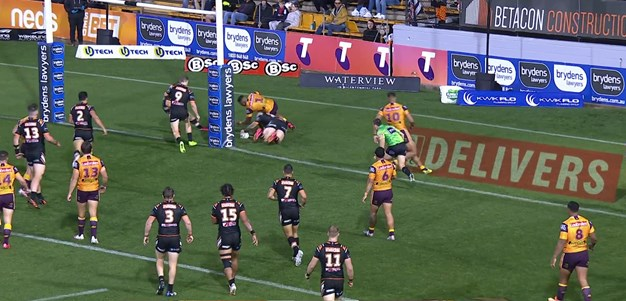 Another Broncos mistake leads to a try to McIntyre