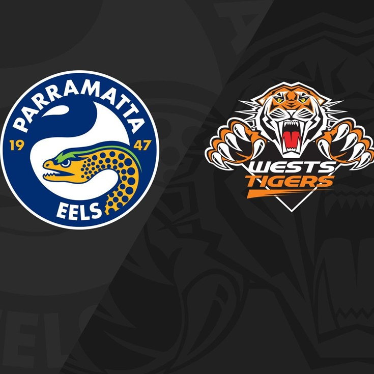 2020 Match Replay: Rd.11, Eels vs. Wests Tigers