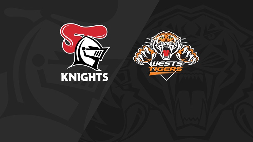 2020 Match Replay: Rd.13, Knights vs. Wests Tigers