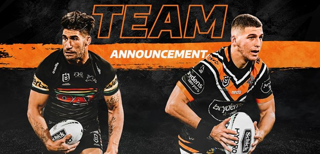 NRL Team Announcement: Round 16