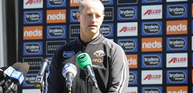 Maguire gives final word ahead of Panthers clash