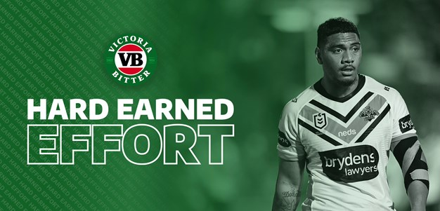 VB Hard Earned Effort of the Week: Round 17