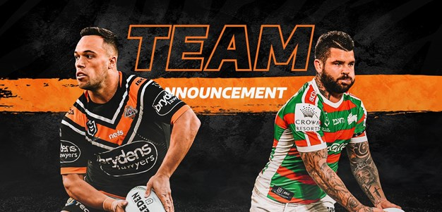 NRL Team Announcement: Round 18