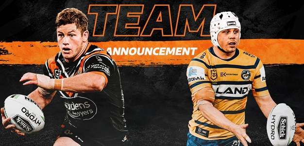 NRL Team Announcement: Round 20