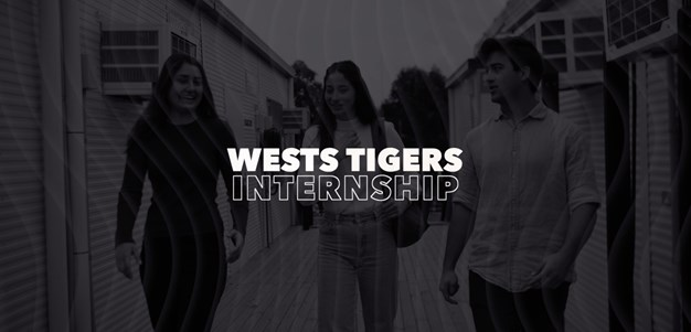 Wests Tigers Internship Program