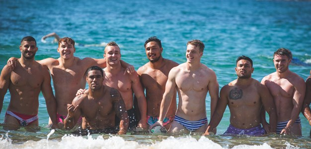Wests Tigers recharge at Recoverie