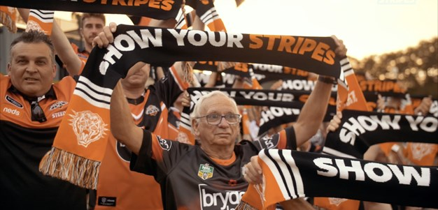 #ShowYourStripes by showing your scarf
