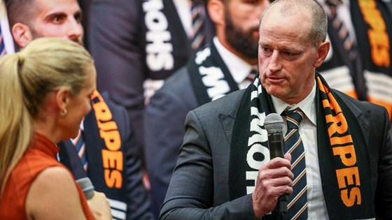 Wests Tigers 2021 Season Launch