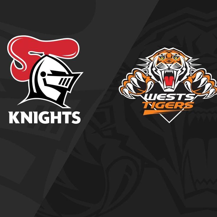 2021 Match Replay: Rd.3, Knights vs. Wests Tigers