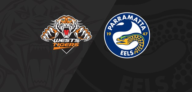2021 Match Replay: Rd.4, Wests Tigers vs. Eels