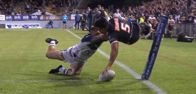 Talau sets up a big finish at Leichhardt
