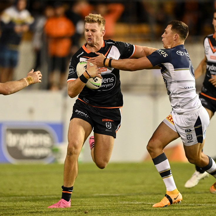 Garner and Wests Tigers eager for Round 6 redemption