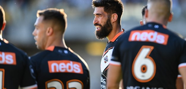 Tamou talks leadership and effort areas as the team looks to bounce back