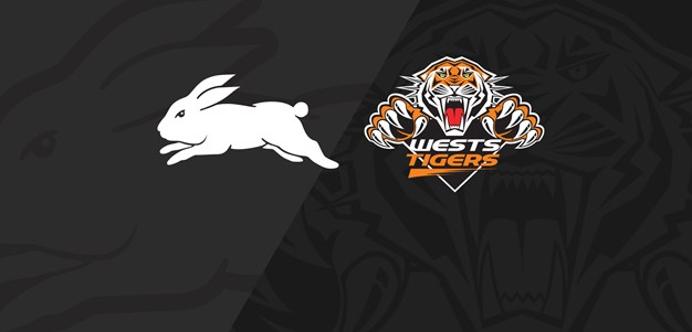 2021 Match Replay: Rd.6, Rabbitohs vs. Wests Tigers