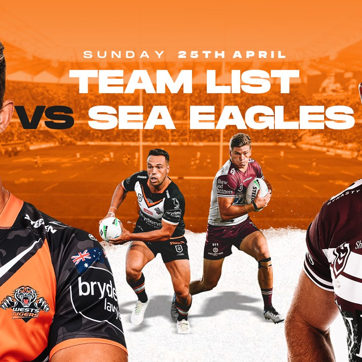 NRL Team Announcement: Round 7