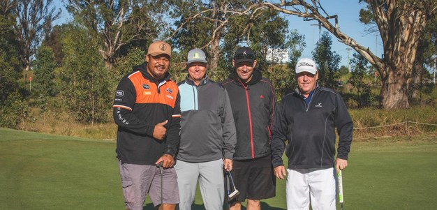 Wests Tigers 2021 Golf Day
